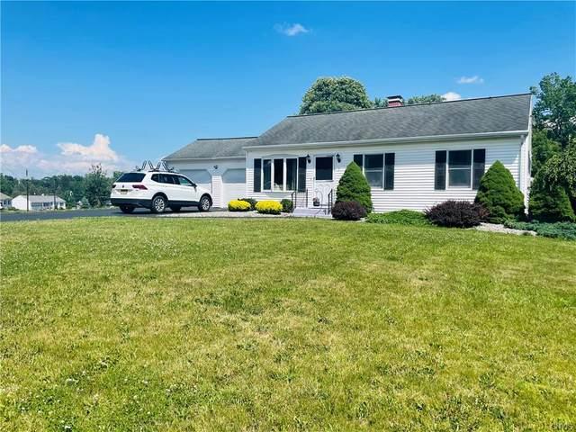 7 Woodburne Drive, Whitestown, NY 13492 (MLS #S1348317) :: Robert PiazzaPalotto Sold Team