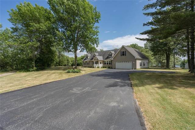9107 County Route 125, Lyme, NY 13622 (MLS #S1348396) :: Robert PiazzaPalotto Sold Team