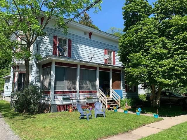 23 E Cayuga Street, Moravia, NY 13118 (MLS #S1348456) :: Robert PiazzaPalotto Sold Team