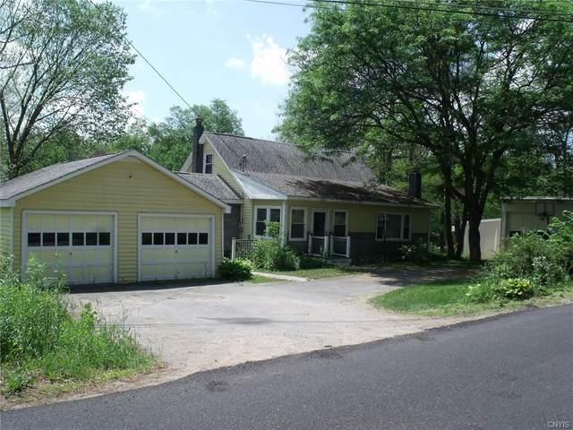 728 Mckennan Road, Herkimer, NY 13350 (MLS #S1348757) :: Robert PiazzaPalotto Sold Team