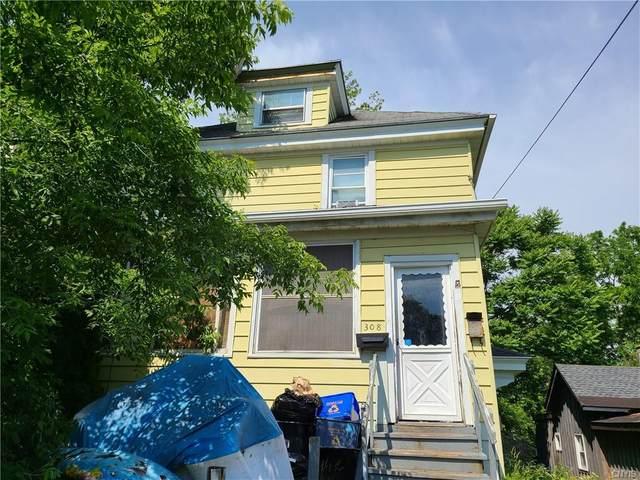 308 Duane Street, Syracuse, NY 13207 (MLS #S1348905) :: Robert PiazzaPalotto Sold Team