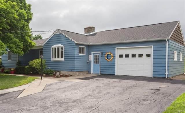 125 Winchell Drive, Geddes, NY 13209 (MLS #S1348930) :: TLC Real Estate LLC