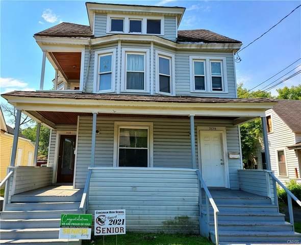 315 Rowland Street, Syracuse, NY 13204 (MLS #S1348972) :: Thousand Islands Realty