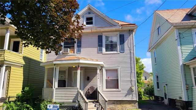 414 Rowland Street, Syracuse, NY 13204 (MLS #S1349143) :: Thousand Islands Realty