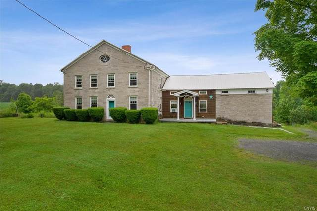 363 Goodier Road, Litchfield, NY 13322 (MLS #S1349472) :: Robert PiazzaPalotto Sold Team