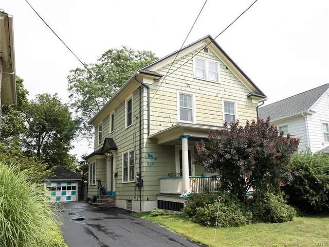 929 Westmoreland Avenue, Syracuse, NY 13210 (MLS #S1349485) :: Robert PiazzaPalotto Sold Team