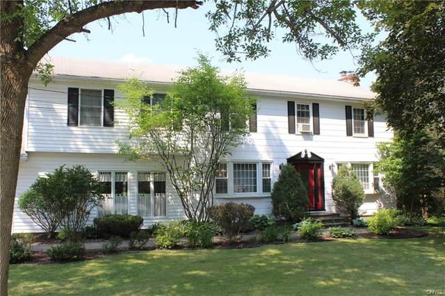 970 Steuben Hill Road, Herkimer, NY 13350 (MLS #S1349558) :: Robert PiazzaPalotto Sold Team