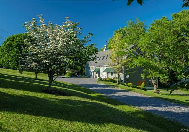 2295 Old Seneca Turnpike, Marcellus, NY 13108 (MLS #S1349995) :: BridgeView Real Estate