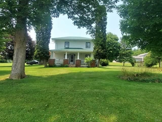 889 Old Cryder Road, Independence, NY 14897 (MLS #S1350006) :: TLC Real Estate LLC