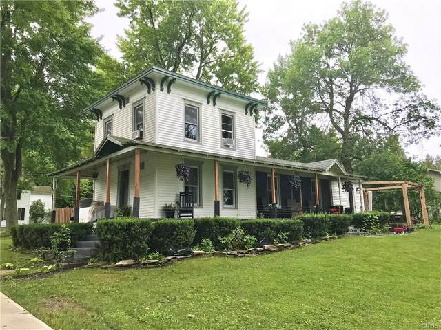 185 William Street, Cape Vincent, NY 13618 (MLS #S1350007) :: Thousand Islands Realty