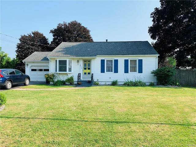 2754 Forest Hill Drive, Fleming, NY 13021 (MLS #S1350026) :: Robert PiazzaPalotto Sold Team