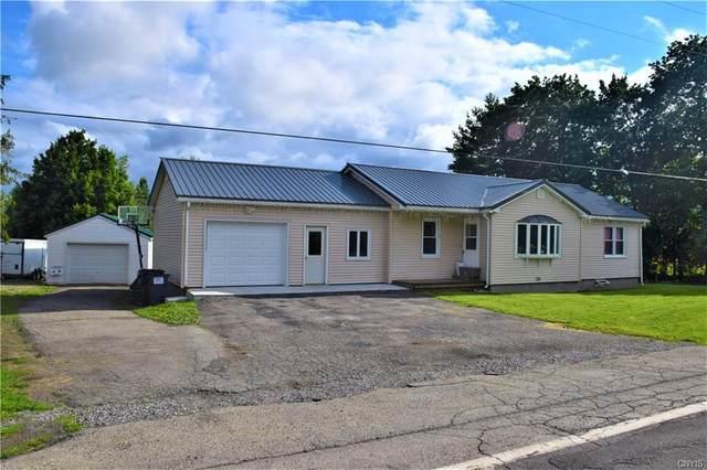 604 State Highway 67, St Johnsville, NY 13415 (MLS #S1350124) :: TLC Real Estate LLC