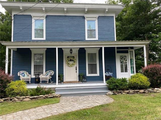 3922 State Route 26, Vernon, NY 13477 (MLS #S1350137) :: Robert PiazzaPalotto Sold Team