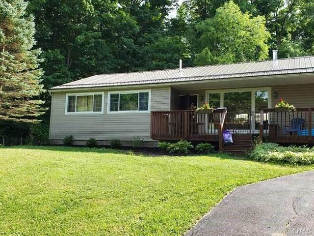3799 Mosley Road, Nelson, NY 13035 (MLS #S1350162) :: Robert PiazzaPalotto Sold Team