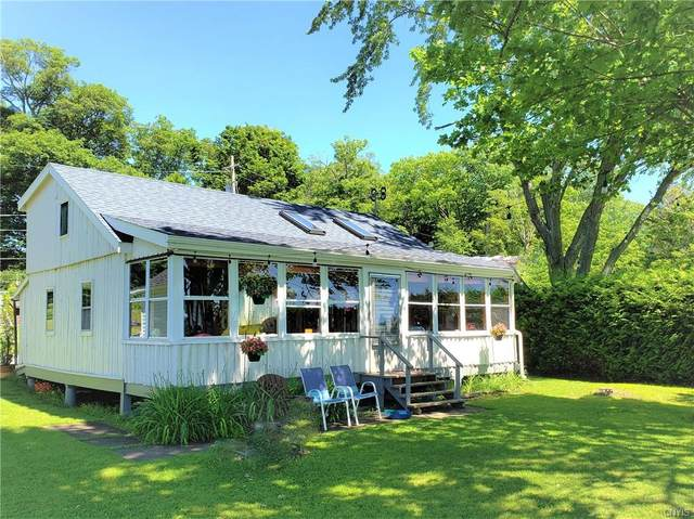 167 Five Mile, Spafford, NY 13152 (MLS #S1350179) :: Robert PiazzaPalotto Sold Team