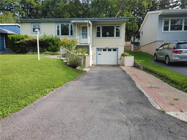 926 Hazelwood Avenue, Syracuse, NY 13224 (MLS #S1350286) :: Robert PiazzaPalotto Sold Team