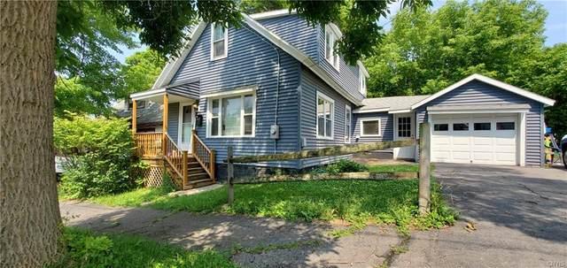 605 Arthur Street, Syracuse, NY 13207 (MLS #S1350323) :: Robert PiazzaPalotto Sold Team