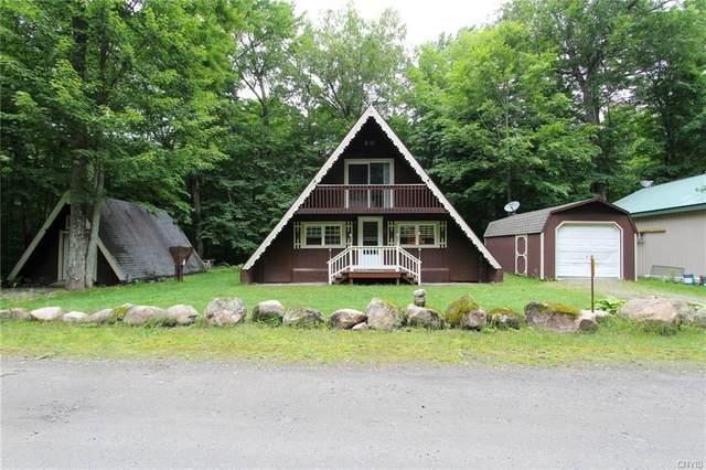 669 Uncas Road, Long Lake, NY 12847 (MLS #S1350345) :: BridgeView Real Estate