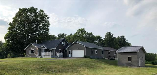 00 Nys Route 285, Annsville, NY 13471 (MLS #S1350366) :: Robert PiazzaPalotto Sold Team
