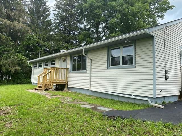 6651 E Sorrell Hill Road, Van Buren, NY 13164 (MLS #S1350499) :: Robert PiazzaPalotto Sold Team