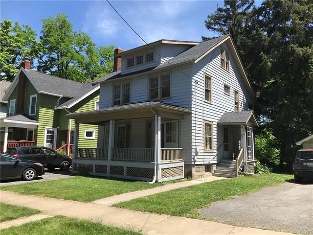 247 Greenwood Place, Syracuse, NY 13210 (MLS #S1350572) :: TLC Real Estate LLC