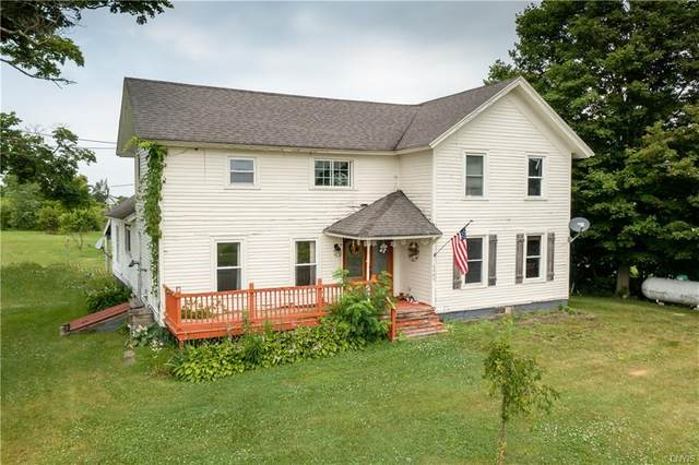 6485 State Route 3, Mexico, NY 13114 (MLS #S1350588) :: Robert PiazzaPalotto Sold Team