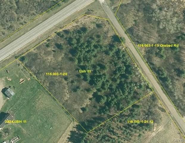 0 Us Highway 11, Dekalb, NY 13630 (MLS #S1350620) :: Serota Real Estate LLC