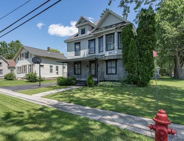 124 Potter Avenue, Brownville, NY 13615 (MLS #S1350722) :: TLC Real Estate LLC