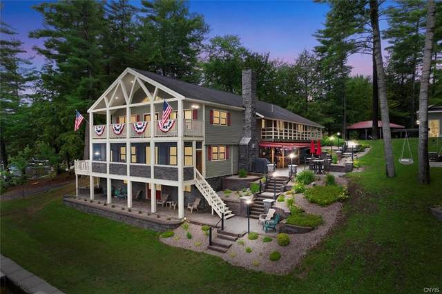5494 N Shore Road, Greig, NY 13312 (MLS #S1350921) :: BridgeView Real Estate