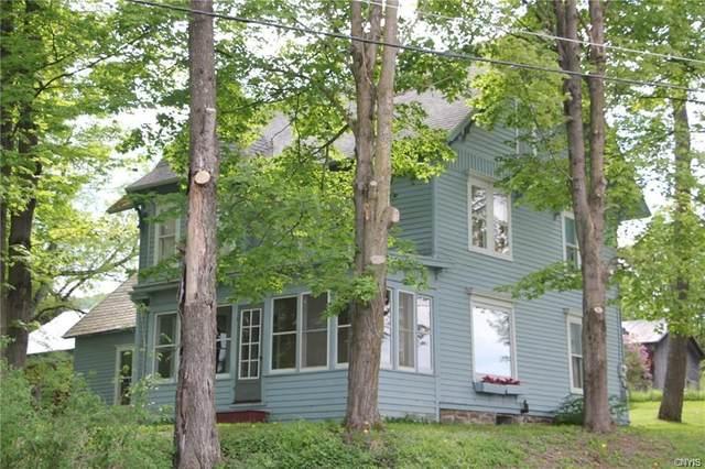 5324 Lebanon Road, Lebanon, NY 13332 (MLS #S1351010) :: BridgeView Real Estate
