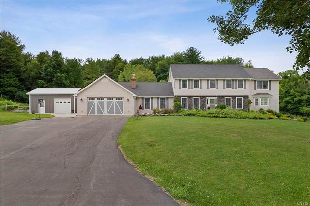 4284 Fraser Fir Drive, Pompey, NY 13104 (MLS #S1351018) :: Robert PiazzaPalotto Sold Team