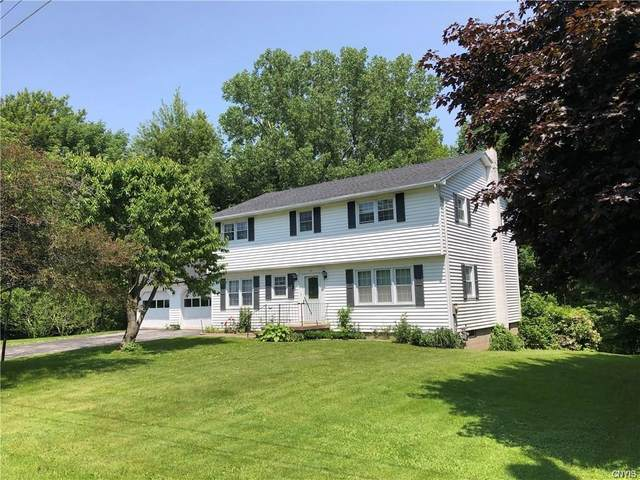 34 Hillcrest Drive, Minetto, NY 13126 (MLS #S1351063) :: Robert PiazzaPalotto Sold Team