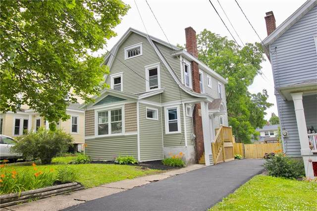 142 Niven Street, Syracuse, NY 13224 (MLS #S1351094) :: Robert PiazzaPalotto Sold Team