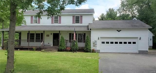 40520 Hyde Lake Road, Theresa, NY 13691 (MLS #S1351121) :: Serota Real Estate LLC
