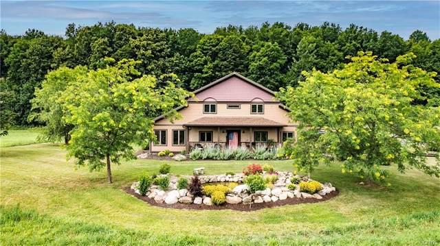 10395 Egypt Road, Conquest, NY 13166 (MLS #S1351199) :: TLC Real Estate LLC