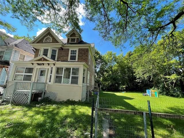 554 Cortland Avenue, Syracuse, NY 13205 (MLS #S1351257) :: BridgeView Real Estate