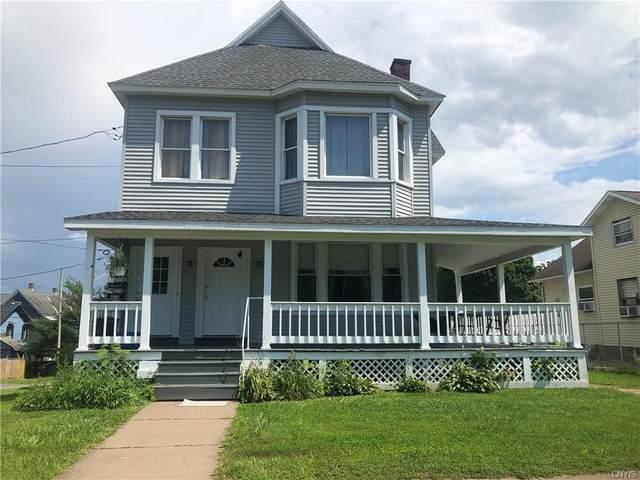 2012 Whitesboro Street, Utica, NY 13502 (MLS #S1351298) :: 716 Realty Group