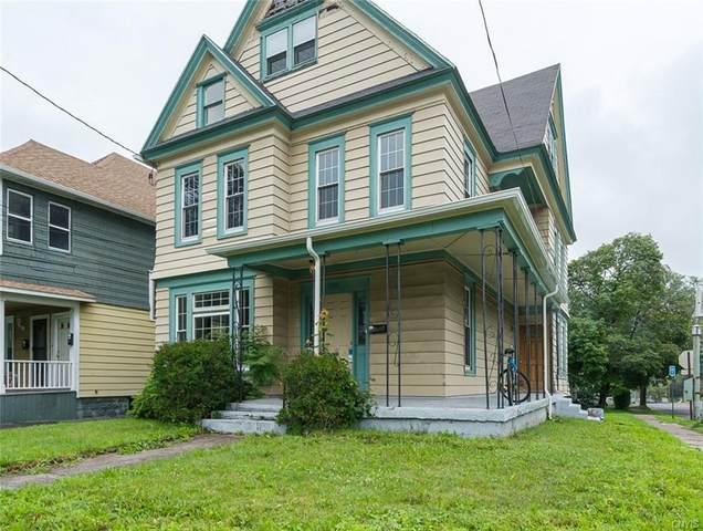 1061 Lancaster Ave, Syracuse, NY 13210 (MLS #S1351443) :: MyTown Realty
