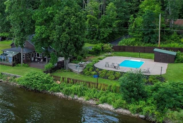 1582 Drive 34, Vienna, NY 13042 (MLS #S1351483) :: TLC Real Estate LLC