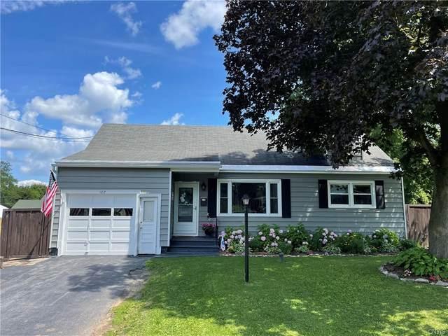 102 Crestwood Drive, Salina, NY 13212 (MLS #S1351519) :: TLC Real Estate LLC