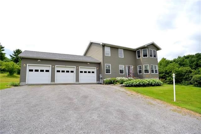 13225 County Route 156 Road, Rodman, NY 13601 (MLS #S1351799) :: TLC Real Estate LLC