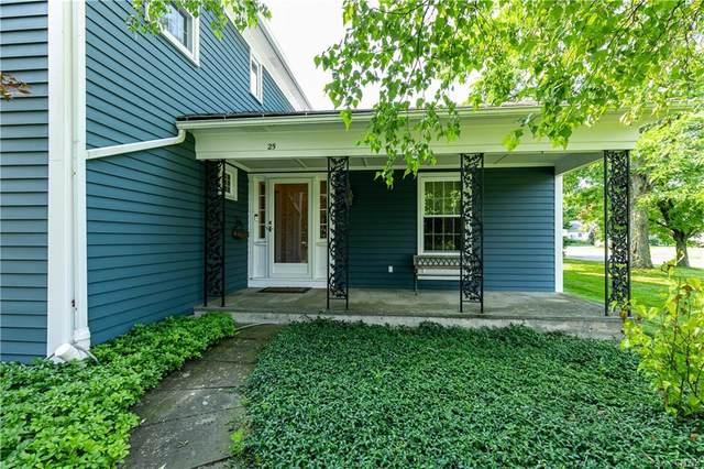 25 Erregger Terrace, Dewitt, NY 13224 (MLS #S1351845) :: Robert PiazzaPalotto Sold Team