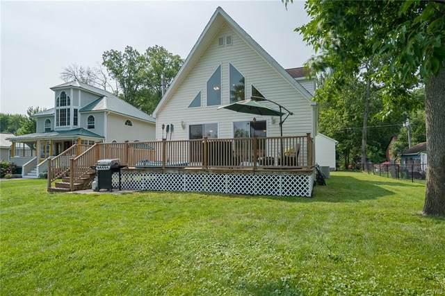 216 Seneca Avenue, Van Buren, NY 13027 (MLS #S1351876) :: BridgeView Real Estate Services
