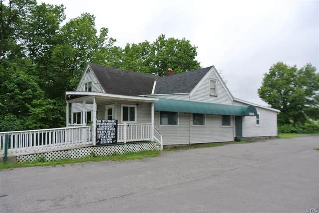 5616 State Route 5 Highway, Herkimer, NY 13350 (MLS #S1351915) :: Robert PiazzaPalotto Sold Team
