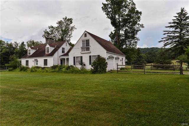 516 Partridge Hill Road, Russia, NY 13304 (MLS #S1351942) :: Robert PiazzaPalotto Sold Team