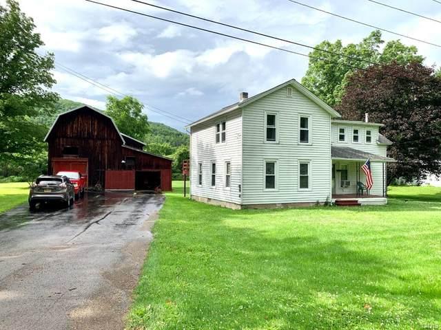 3420 Baldwin Road, Wellsville, NY 14895 (MLS #S1352059) :: Robert PiazzaPalotto Sold Team