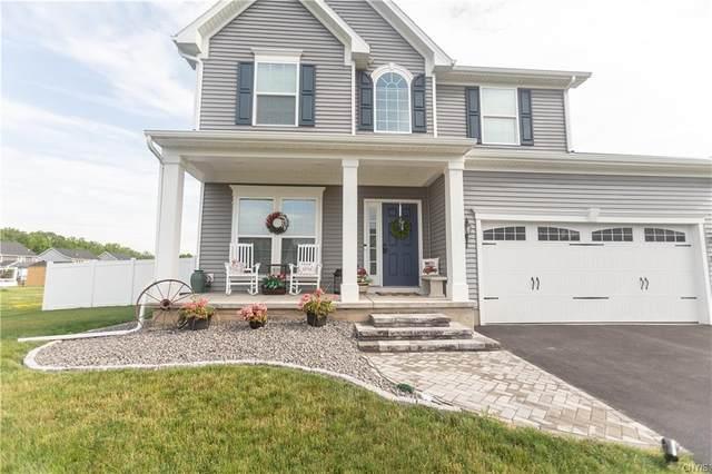 312 Caserta Drive, Van Buren, NY 13027 (MLS #S1352084) :: BridgeView Real Estate Services
