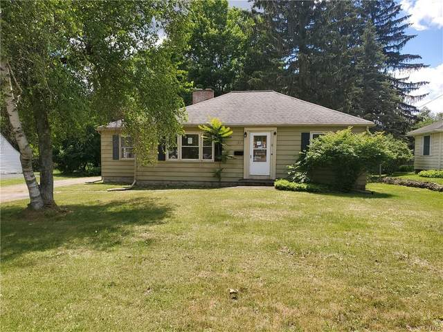 31 Hillcrest Road, Elmira-Town, NY 14905 (MLS #S1352115) :: Thousand Islands Realty