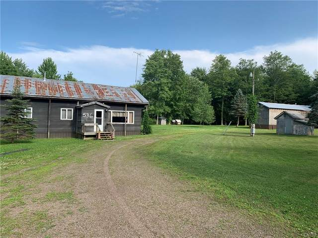 532-36 County Route 7 #36, Hannibal, NY 13074 (MLS #S1352119) :: TLC Real Estate LLC