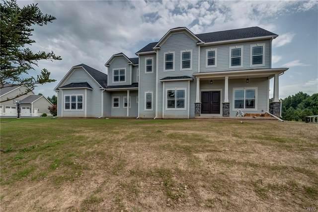 Lot 239 Muscovy Lane, Manlius, NY 13104 (MLS #S1352489) :: TLC Real Estate LLC